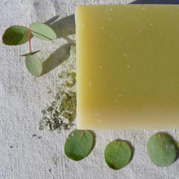 La Sittelle, cosmétiques bio, savon printanier, savon au romarin, au chanvre, saponification à froid